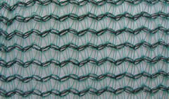 The density and shade rate of this scaffold netting are 35% and 95g/m<sup>2</sup>